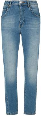 Claudie Pierlot High-Rise Mom Jeans