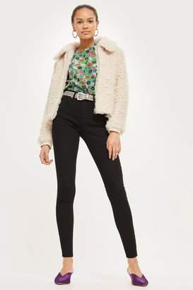 Topshop Black Sidney Jeans