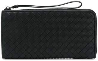 Bottega Veneta Black Top Zip Bags For Women - ShopStyle Australia b74284c42e22e