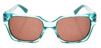 Roland Mouret Groucho Tinted Sunglasses w/ Tags