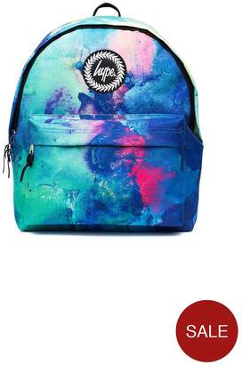Hype Backpack - Urban Spray Print