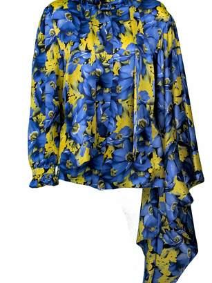 Balenciaga Poppy Kimono Blouse