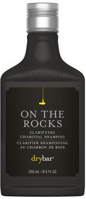 Drybar On The Rocks Clarifying Charcoal Shampoo $26 thestylecure.com