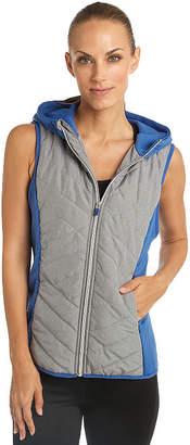 Jockey Fleece Lined Hooded Puffer Vest