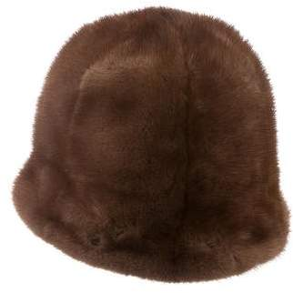 Fendi Mink Fur Hat