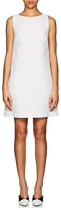 Lisa Perry Women's Bubbles Wool Crepe A-Line Dress