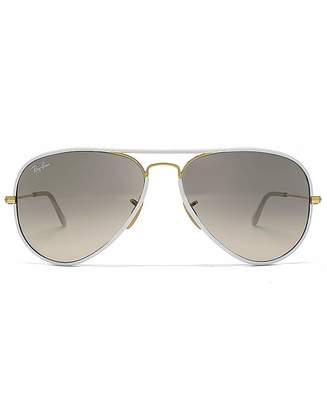 bbcdb0c11b9d30 Ray-Ban Full Colour Aviator Sunglasses
