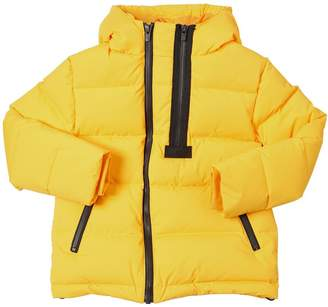 Kenzo Hooded Nylon Down Jacket