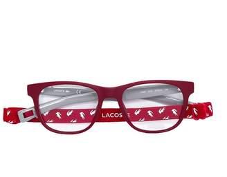 Lacoste Kids square shaped glasses