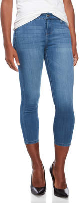 Celebrity Blues Petite Ankle Skinny Jeans