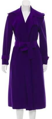 Norma Kamali Long Sleeve Coat