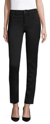 NYDJ Cropped Skinny Jeans $114 thestylecure.com