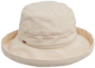 Scala Cotton 2 1/2 Big Brim Hat