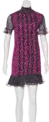 Diane von Furstenberg Sebina Wool Dress w/ Tags