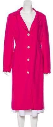 Michael Kors Virgin Wool-Blend Coat