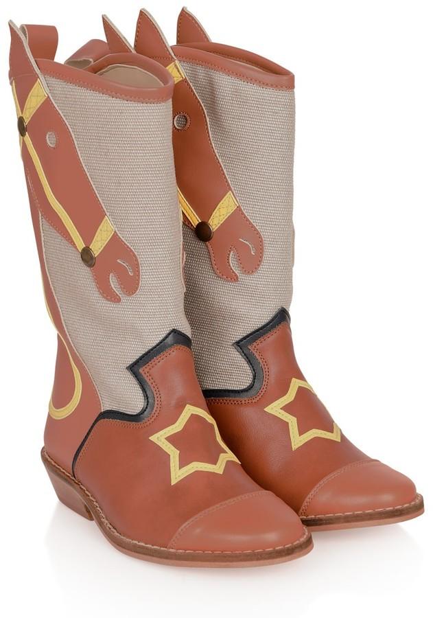 Girls Cowboy Boots - ShopStyle Australia