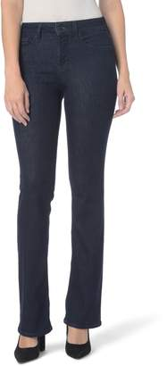 NYDJ Barbara Short High Waist Bootcut Jeans