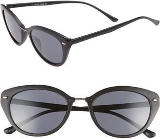 BP 51mm Oval Sunglasses