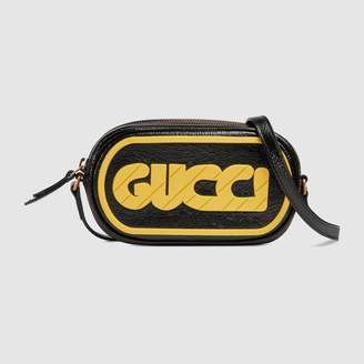 Gucci game shoulder bag
