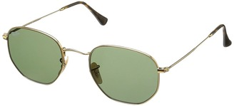 Ray-Ban 0RB3548 Hexagonal Flat Lenses 51mm $150 thestylecure.com