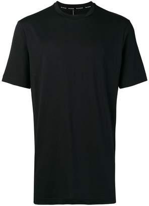 Blackbarrett long line T-shirt