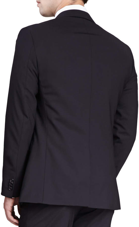 Theory Wellar New Tailor Blazer, Black 4