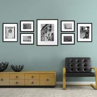 Red Barrel Studio Drexil 7 Piece Wood Matted Picture Frame Set