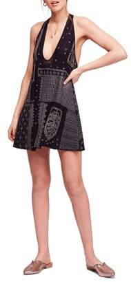 Free People Country Nights Swing Dress