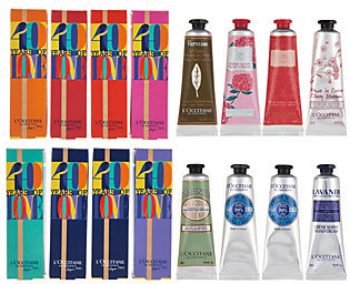 L'OccitaneL'Occitane Set of 8 Hand Creams