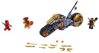 Lego Boys Ninjago Coles Dirt Bike 70672