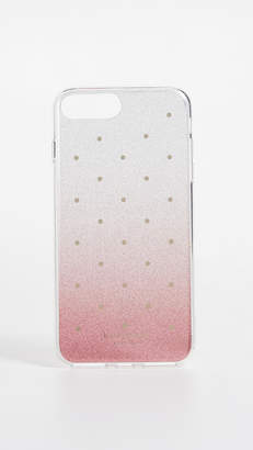 Kate Spade Glitter Ombre Dot iPhone 7 Plus / 8 Plus Case