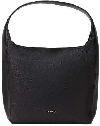 Kiko Leather Leather Hobo Bag