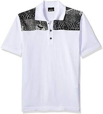 Just Cavalli Men's Classic Polo