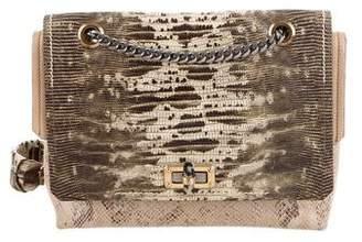 Lanvin Python Happy Bag