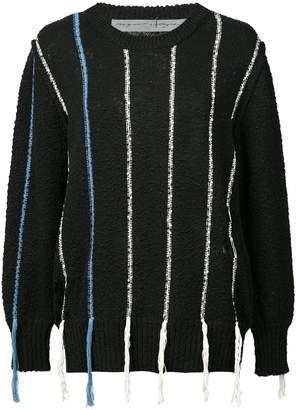 Raquel Allegra striped sweater