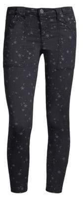 Joie Star Print Skinny Pants