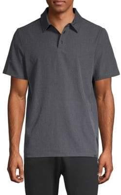 Hawke & Co Short-Sleeve Tech Polo