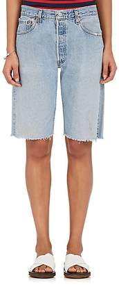 RE/DONE Women's Levi's® Denim Walking Shorts