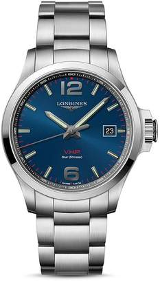 Longines Conquest VHP Watch, 43mm