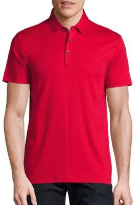 Michael Kors Cotton Polo Shirt