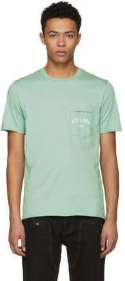 Maison Margiela Green Atelier Pocket T-Shirt