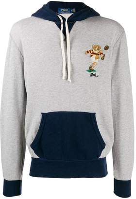 Polo Ralph Lauren hoodie with embroidered detail