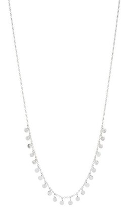 Women's Gorjana 'Chloe' Mini Strand Necklace $55 thestylecure.com