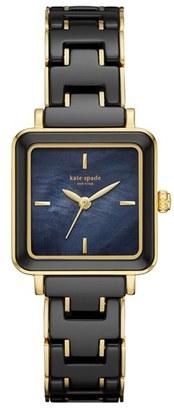 Women's Kate Spade New York 'Washington' Square Bracelet Watch, 25Mm $350 thestylecure.com