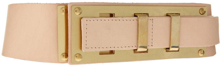 Sophie Hulme Armoured Wide Belt