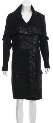 Rivamonti Wool Knee-Length Coat