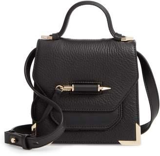 Mackage Mini Rubie Leather Shoulder Bag