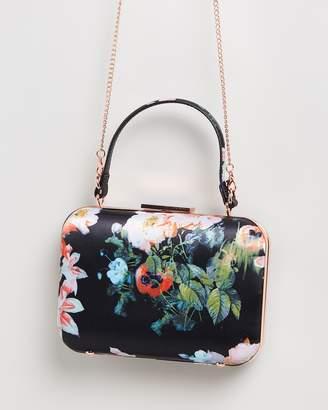 Olga Berg Diana Mini Top Handle Cross-Body Bag
