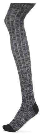 Miu MiuMiu Miu Over-the-knee Wool Socks