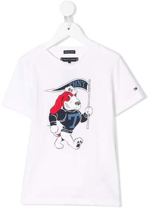 Tommy Hilfiger Junior logo T-shirt